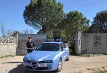 Volante commissariato Polizia Ostuni