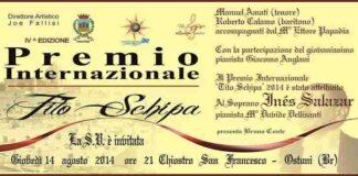 Premio Tito Schipa Ostuni