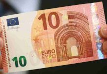 Nuova 10 euro
