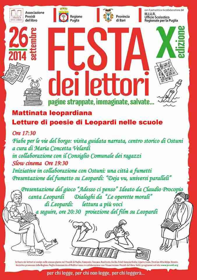 Presidio Festa dei Lettori