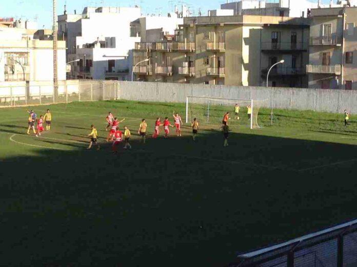 Calcio Ostuni Altamura 3