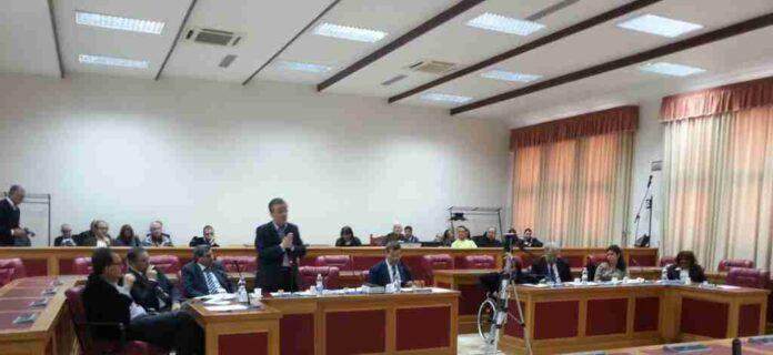 Tanzarella Consiglio Provinciale