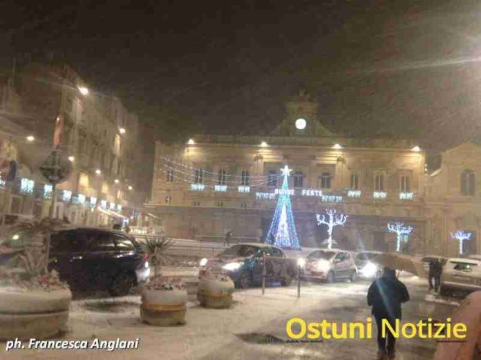 Emergenza Neve Ostuni 3