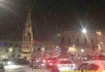 Emergenza Neve Ostuni 4