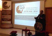 Premio Citta Viva 2014 Morrone