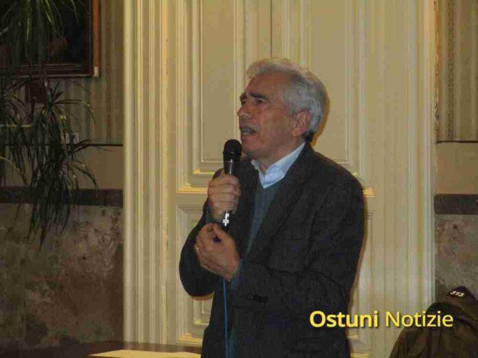Il presidente del Forum della Società Civile