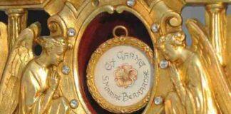 reliquia santa bernadette