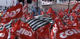sindacati bandiere
