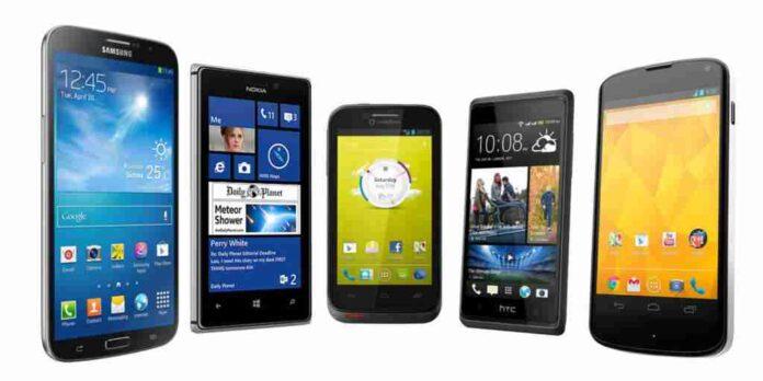 smartphones juni 2013