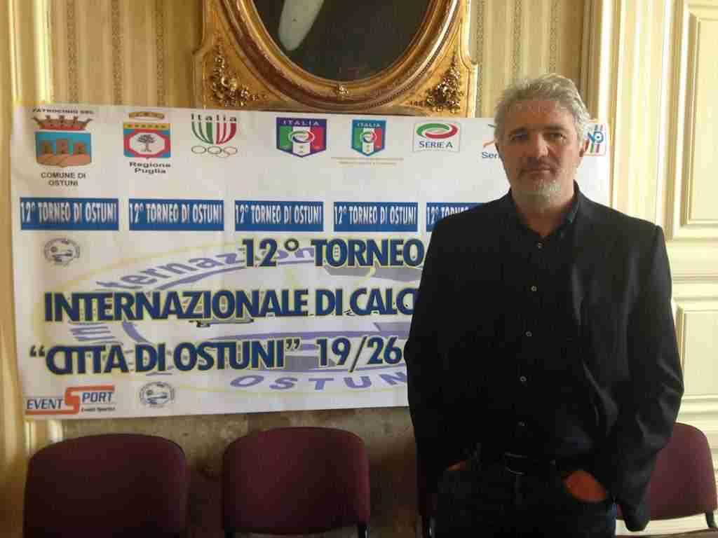 Antonio Marzio Torneo Città di Ostuni
