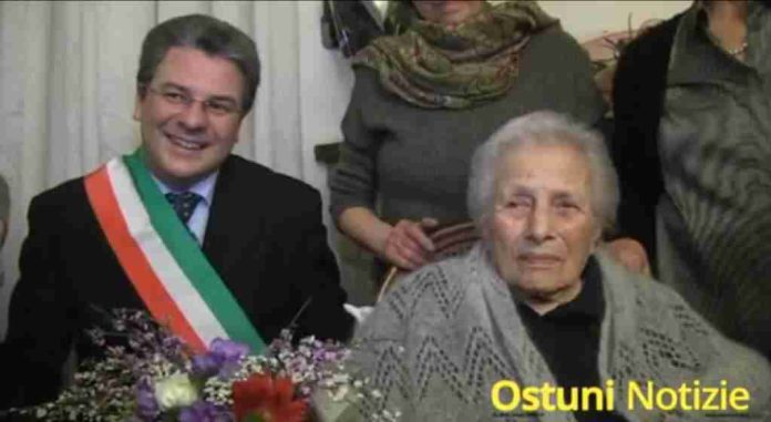 Nonna Palmina 100 anni