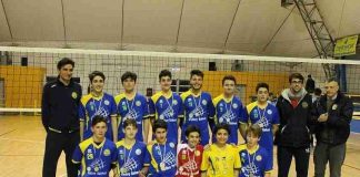 Volley Uneder 15