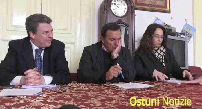 Conferenza Ostuni Coppola Zurlo