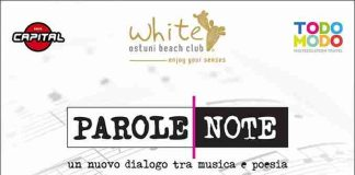 Parole Note White