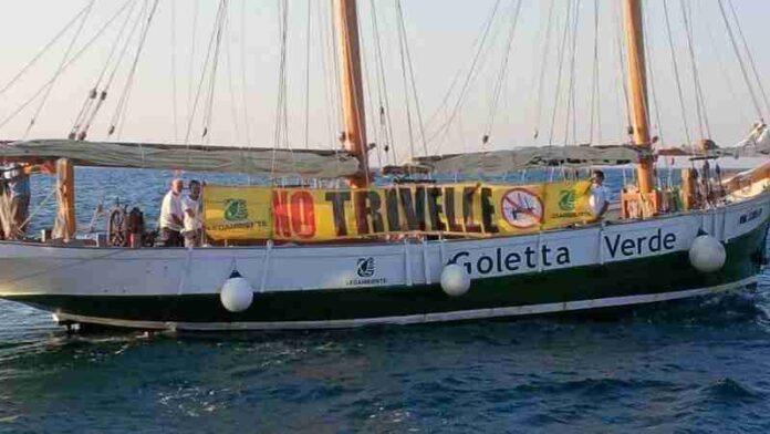 Goletta No trivelle