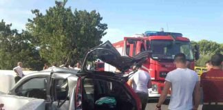 Incidente Ostuni Villanova