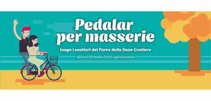 Pedalar per masserie con madera bike I Love Brindisi