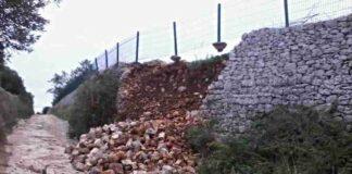 Contrada Santa Maria di Agnano Disagi 1