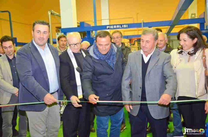 Inaugurazione Impianto Elaiopolio