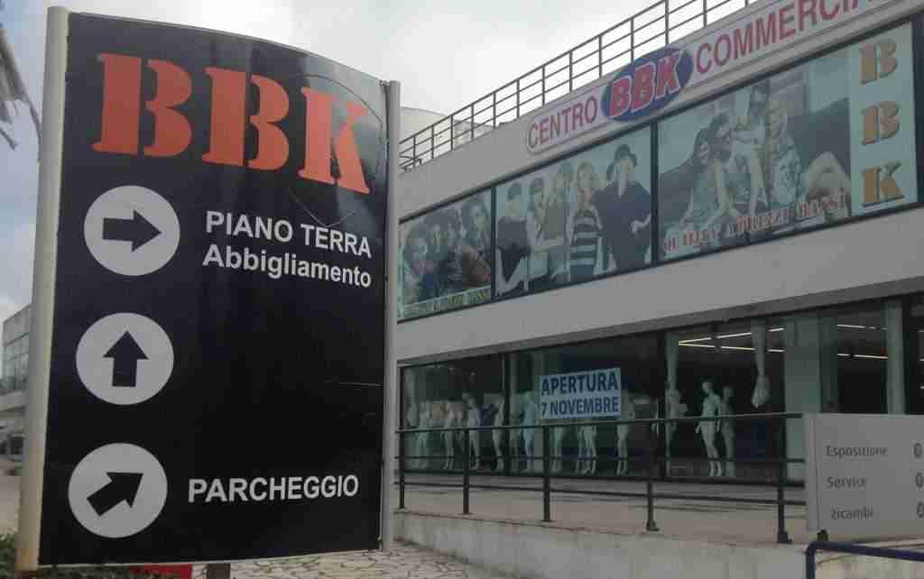 Centro Commerciale BBK