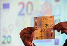 Nuova 20 Euro