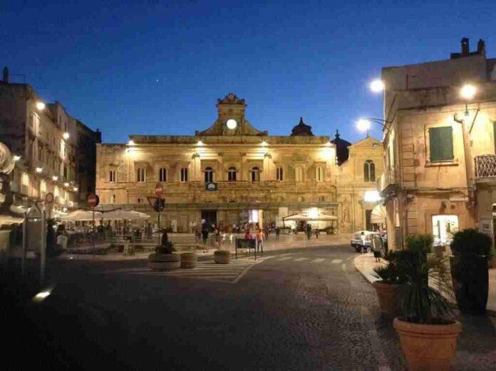 Piazza Comune Ostuni