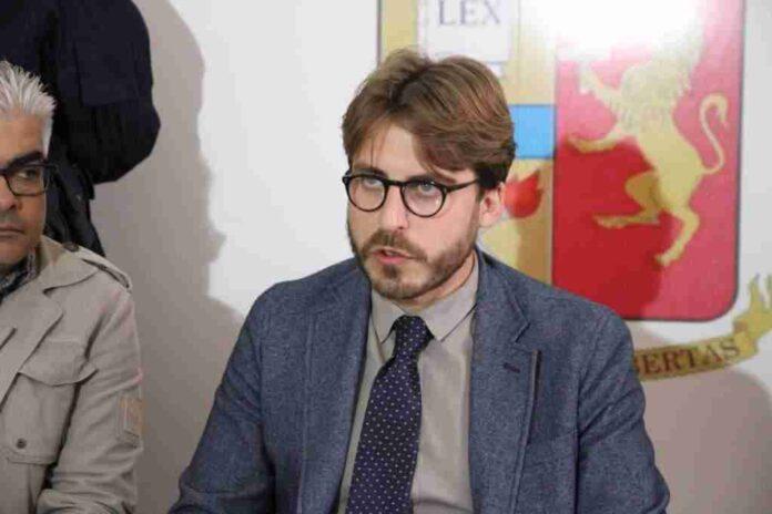 Gianni Albano - Commissario di Ostuni