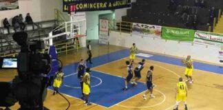 Basket Ostuni Francavilla