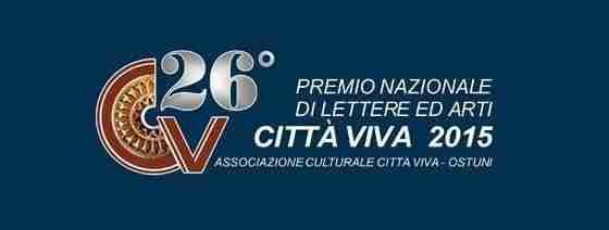 Premio Città Viva 26esima 2