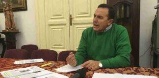 Gianfranco Coppola Conferenza Stampa