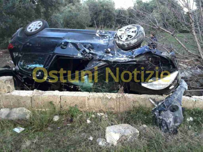 Incidente Ostuni Rosa Marina 1