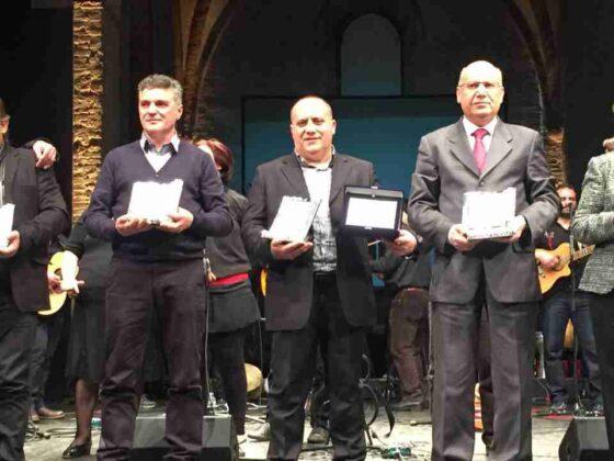 Premio Padri del Folklore al Gruppo Folk Città di Ostuni 4
