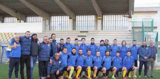 Ostuni Calcio 2015 2016
