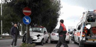 Incidente Ostuni Via Nino Sansone