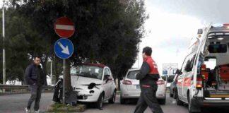 Incidente Ostuni Via Nino Sansone
