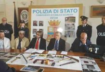 Conferenza Polizia Domus Aurea2
