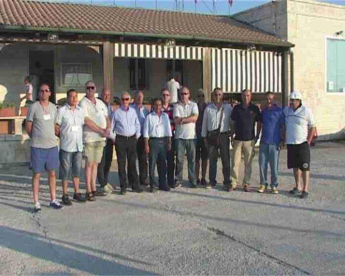 Foto gruppo Direttivo Lega Navale Ostuni