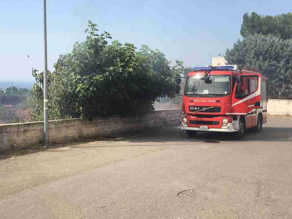 Vigili del Fuoco Incendio2