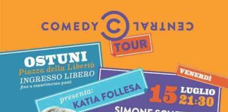 Comedy Central Ostuni