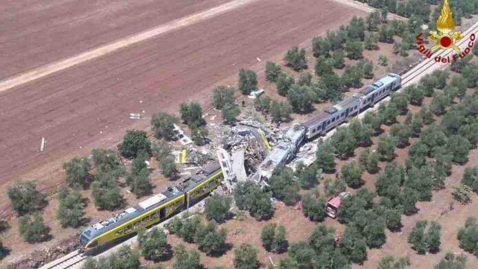 Scotro Tra Treni