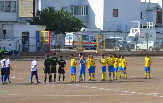 Ostuni Calcio Carovigno2