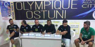 Presentazione Olympique Ostuni