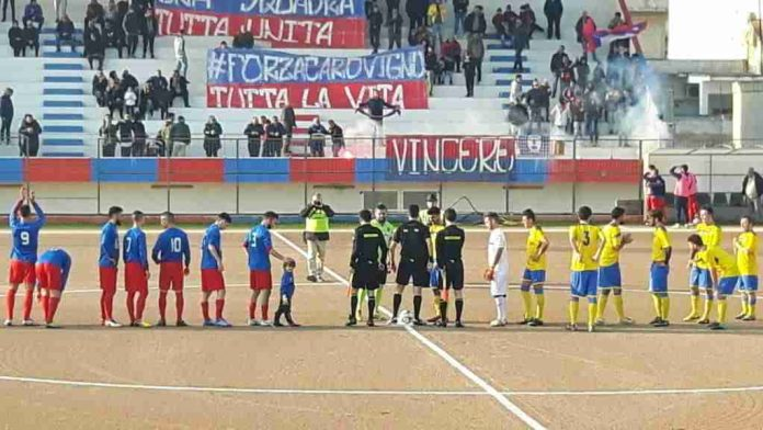 Calcio Ostuni Carovigno 1