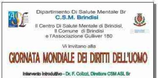 GIORNATA MONDIALE DEI DIRITTI DELLUOMO 2016