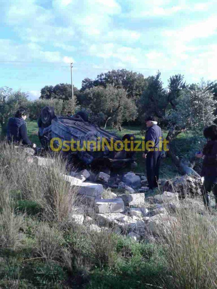 Incidente Ostuni Torre Pozzelle