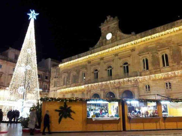Piazza Natale Ostuni
