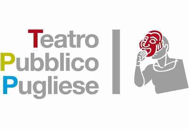 Teatro Pubblico Pugliese Logo