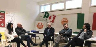 conferenza Partito Democratico Ostuni