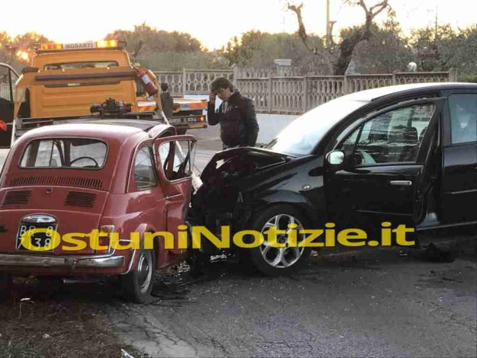 Incidente Ostuni Martina 2