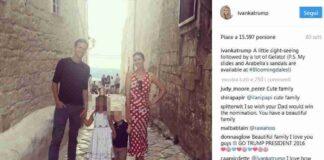 Ivanka Trump Puglia